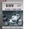 Thumbnail BMW R 850 C 2002 2003 Factory Service Repair Manual Download