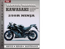 Thumbnail Kawasaki 250R Ninja Factory Service Repair Manual Download