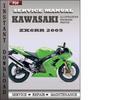 Thumbnail Kawasaki ZX6RR 2005 Factory Service Repair Manual Download