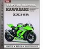 Thumbnail Kawasaki ZX10R Factory Service Repair Manual Download