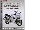 Thumbnail Kawasaki ZZR1200 Factory Service Repair Manual Download
