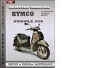 Thumbnail Kymco People 250 Factory Service Repair Manual Download