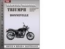 Thumbnail Triumph Bonneville Factory Service Repair Manual Download