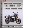 Thumbnail Triumph Speed Triple 2002 Factory Service Repair Manual Download