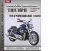 Thumbnail Triumph Thunderbird 1600 Factory Service Repair Manual Download