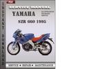 Thumbnail Yamaha SZR 660 1995 Factory Service Repair Manual Download