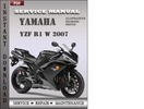 Thumbnail Yamaha YZF R1 W 2007 Factory Service Repair Manual Download