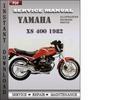 Thumbnail Yamaha XS 400 1982 Factory Service Repair Manual Download