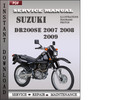 Thumbnail Suzuki DR200SE 2007 2008 2009 Factory Service Repair Manual Download