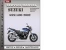 Thumbnail Suzuki GSX1400 2002 Factory Service Repair Manual Download