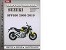 Thumbnail Suzuki SFV650 2009 2010 Factory Service Repair Manual Download
