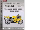 Thumbnail Suzuki TL1000R 1998 1999 2000 2001 Factory Service Repair Manual Download