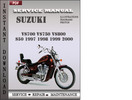 Thumbnail Suzuki VS700 VS750 VS800 S50 1997 1998 1999 2000 Factory Service Repair Manual Download