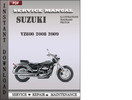 Thumbnail Suzuki VZ800 2008 2009 Factory Service Repair Manual Download