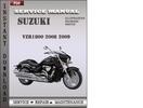 Thumbnail Suzuki VZR1800 2008 2009 Factory Service Repair Manual Download