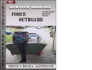 Thumbnail Force Outboard 35 50 85 & 125 150 Hp Factory Service Repair Manual Download