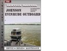 Thumbnail Johnson Outboard 1 to 60 hp Factory Service Repair Manual Download