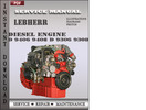 Thumbnail LEBHERR Diesel Engine D 9406 9408 D 9306 9308 Factory Service Repair Manual Download