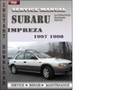 Thumbnail Subaru Impreza 1997 1998 Factory Service Repair Manual Download