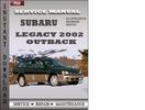 Thumbnail Subaru Legacy Outback 2002 Factory Service Repair Manual Download