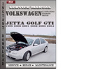Thumbnail Volkswagen Jetta Golf GTI  1999 2000 2001 2002 2003 2004 Factory Service Repair Manual Download