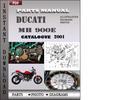 Thumbnail Ducati MH 900e 2001 Parts Manual Catalog PDF Download
