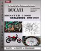 Thumbnail Ducati Monster 1100S 2009 2010 Parts Manual Catalog PDF Download