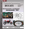 Thumbnail Ducati Monster S2 R800 2007 Parts Manual Catalog PDF Download