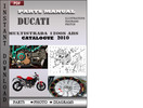 Thumbnail Ducati Multistrada 1200S ABS 2010 Parts Manual Catalog PDF Download