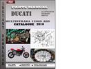 Thumbnail Ducati Multistrada 1200S ABS 2010 Parts Manual Catalog PDF Download