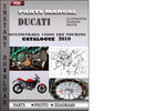 Thumbnail Ducati Multistrada 1200S ABS Touring 2010 Parts Manual Catalog PDF Download