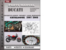Thumbnail Ducati Sportclassic Sport 1000 Biposto parts manual 2007 200