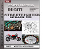 Thumbnail Ducati Streetfighter 2007 2008 2009 Parts Manual Catalog PDF Download