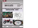 Thumbnail Ducati Streetfighter S 2010 Parts Manual Catalog PDF Download