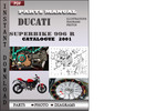 Thumbnail Ducati Superbike 996R 2001 Parts Manual Catalog PDF Download