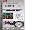 Thumbnail Ducati Superbike 998S Bayliss 2002 Parts Manual Catalog PDF Download
