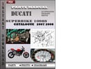 Thumbnail Ducati Superbike 1098S 2007 2008 Parts Manual Catalog PDF Download