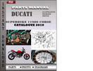 Thumbnail Ducati Superbike 1198S Corse 2010 Parts Manual Catalog PDF Download