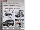 Thumbnail Grand Cherokee 2006 Parts Manual Catalog Download