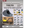 Thumbnail Volvo Excavator EC30 EC 30 Parts Manual Catalog Download