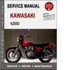Thumbnail Kawasaki KZ650 Service Repair Manual PDF