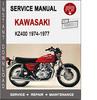 Thumbnail Kawasaki KZ400 1974-1977 Service Repair Manual PDF