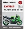 Thumbnail Kawasaki Ninja ZX9R (ZX900) 1998-1999 Service Repair Manual