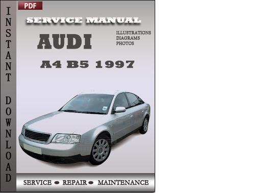Audi A4 Repair Manual Free Download