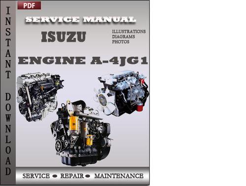 isuzu diesel engine a 4jg1 factory service repair manual pay for isuzu diesel engine a 4jg1 factory service repair manual