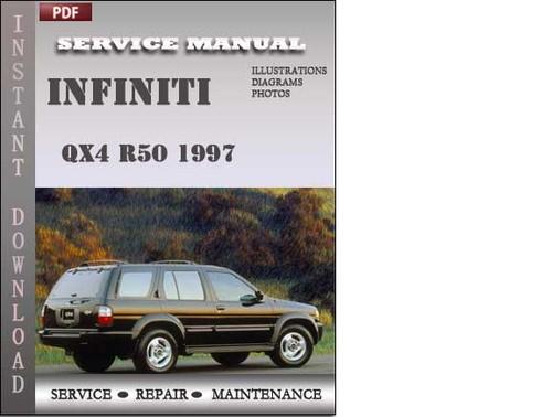 1997 infiniti qx repair manual free service manual 1997