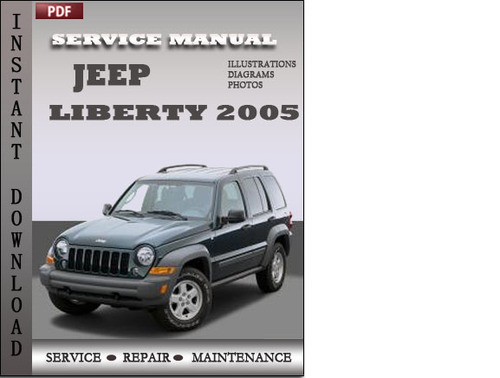 jeep liberty 2005 factory service repair manual download. Black Bedroom Furniture Sets. Home Design Ideas