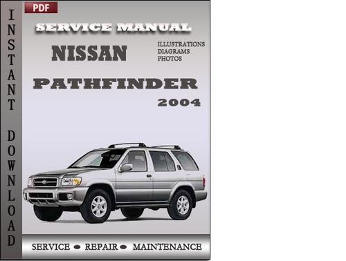 2006 nissan pathfinder repair manual