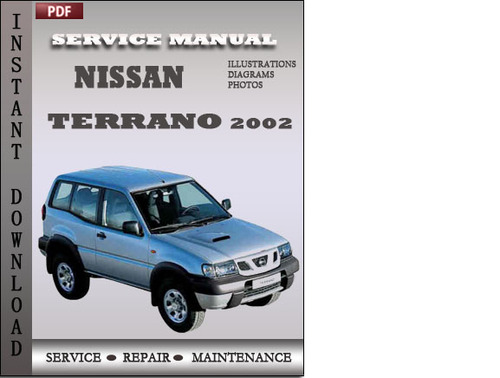 nissan terrano owners manual download