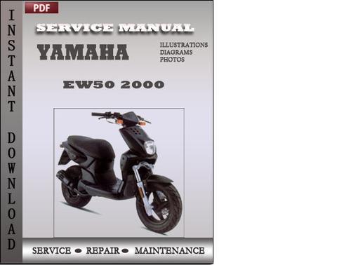 yamaha ew50 2000 factory service repair manual download. Black Bedroom Furniture Sets. Home Design Ideas